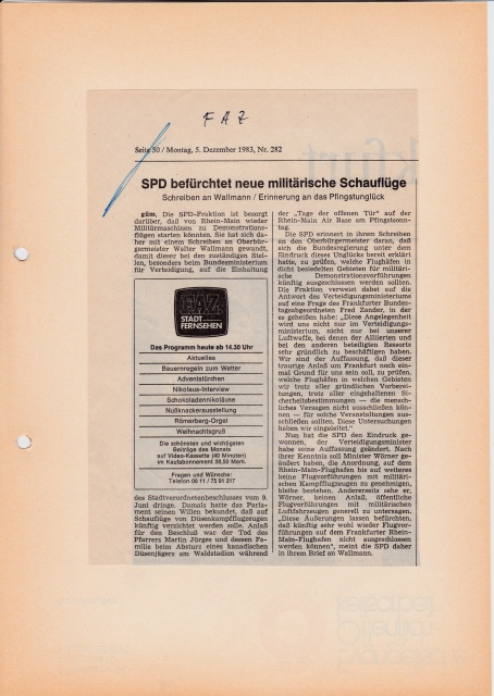 831205 FAZ Schauflüge