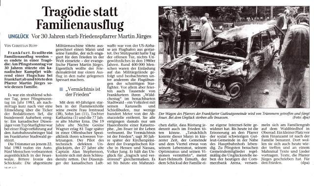 Hinterländer Anzeiger 22. Mai 2013